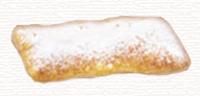 Διπλό Μπουγατσάκι κρέμα 500γρ.