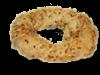Ανθοτυροκούλουρο ολικής (γαλοπούλα)