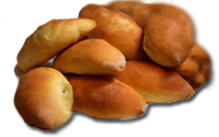 Μίνι ποντιακό πιροσκί  (πατάτα)