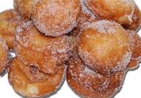 Λουκουμαδάκια ζάχαρης