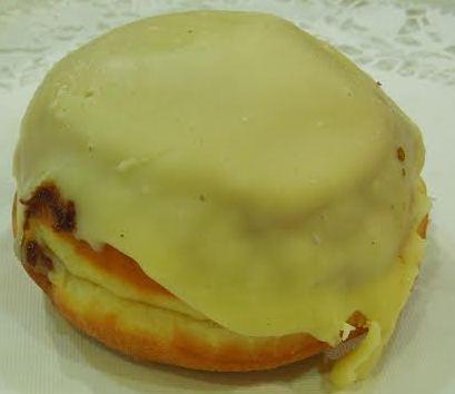 Ντόνατς με γέμιση & επικάλυψη