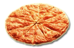 Traditional rustic pie 2300gr.