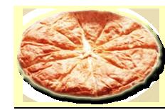 Παραδοσιακή πίτα 2300γρ.