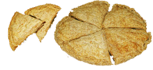 Πίτα ολικής (σπανάκι, μανιτάρι)