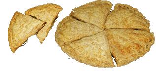 Pie total (spinach, mushroom)