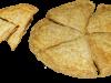 Πίτα ολικής σπανάκι μανιτάρι